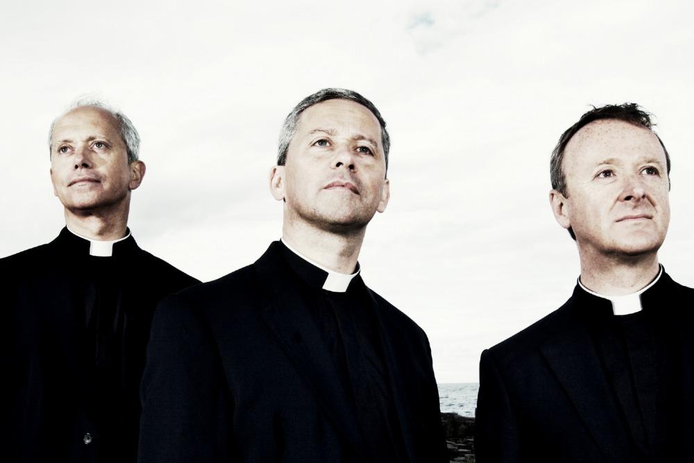 The Priests shoot NI July 09